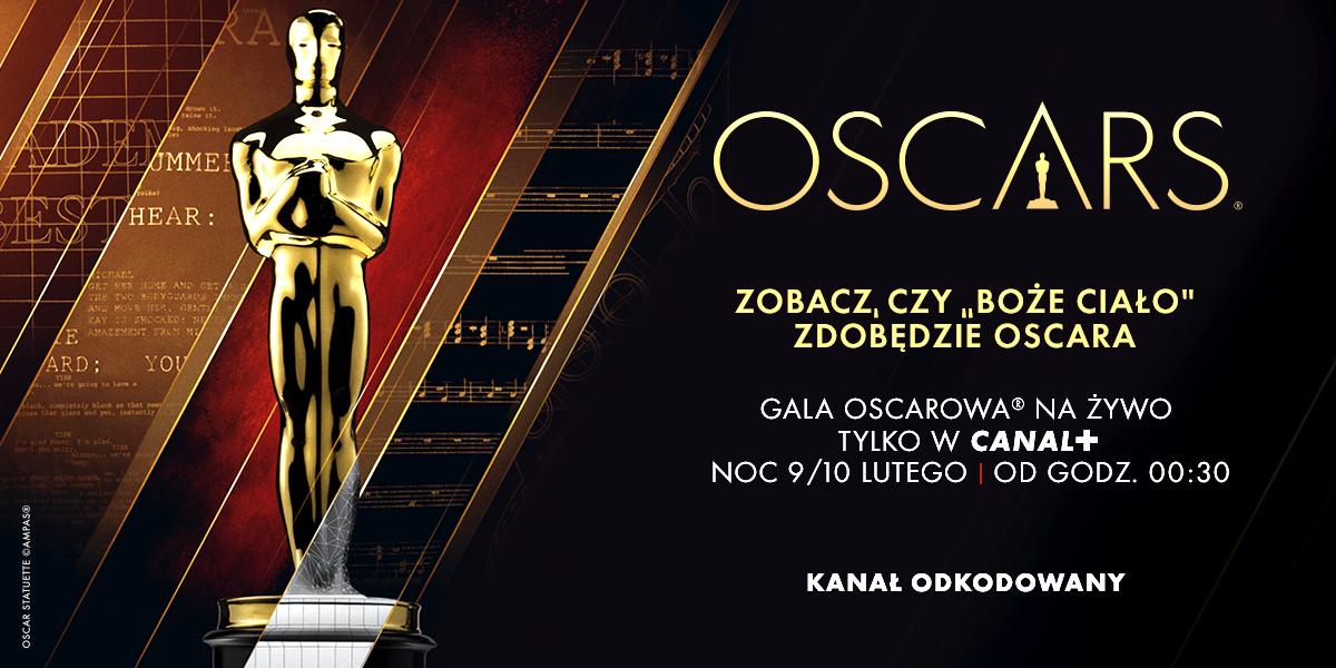 Avios Oscary Canal+
